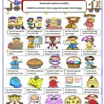 Common And Proper Nouns Worksheet   Free Esl Printable Worksheets   Free Printable Noun Picture Cards