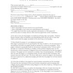 Contract Template | Free Microsoft Word Templates. Sale Contract   Free Printable Puppy Sales Contract