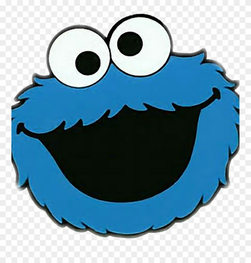 Cookie Monster Face Png Clipart (#1982191) - Pinclipart - Free Printable Cookie Monster Face