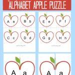 Craftionary   Free Printable Alphabet Puzzles