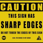 Crazy Clips: Printable Funny Signs   Free Printable Funny Office Signs