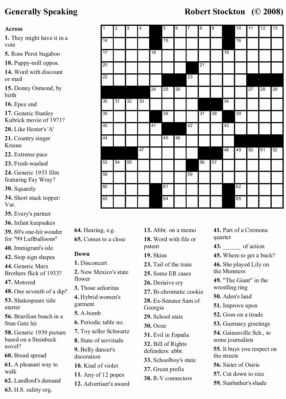 Crossword Puzzle Maker Printable – Rtrs.online - Free Puzzle Makers Printable