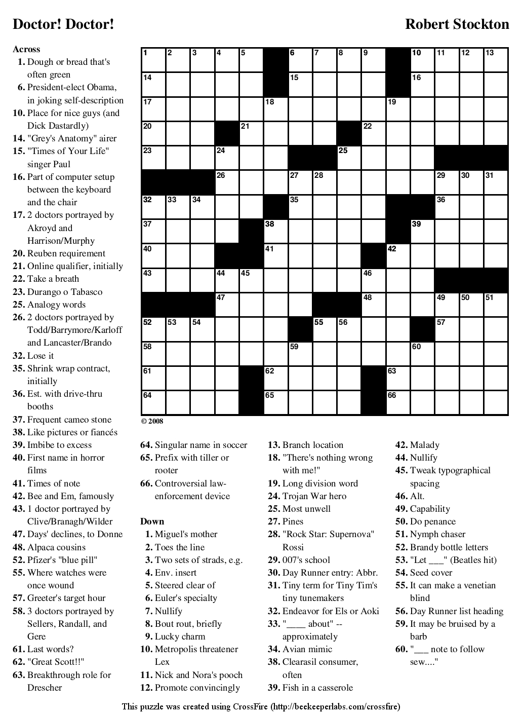 Crossword Puzzles Printable - Yahoo Image Search Results | Crossword - Free Puzzle Makers Printable