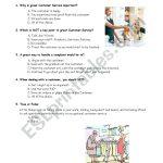 Customer Service Worksheets Customer Service Quiz Worksheet Free   Free Printable Customer Service Worksheets