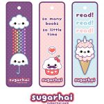 Cute Printable Bookmarks | I Want | Cute Bookmarks, Creative   Anime Bookmarks Printable For Free