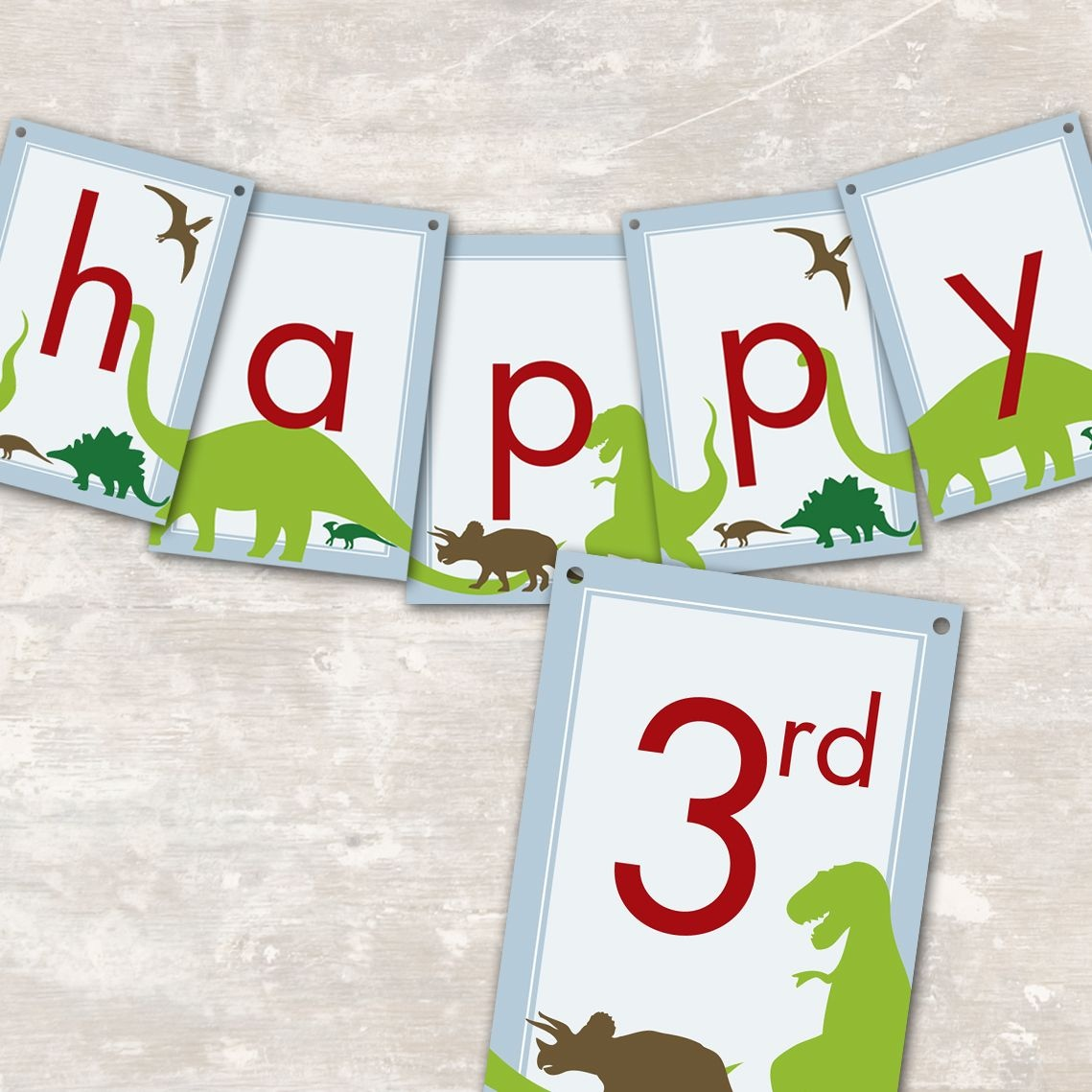 Dinosaur Dig Printable Birthday Party In 2019 | Dinosaur Dig - Free Printable Dinosaur Birthday Banner