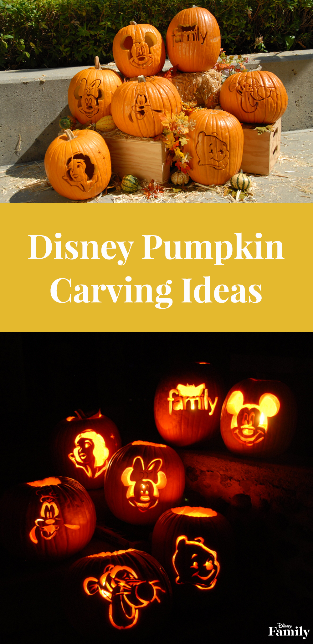 Disney Pumpkin Carving Ideas | Disney Family - Free Online Pumpkin Carving Patterns Printable