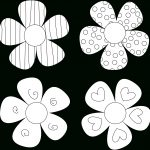 Diy Flower Tutorials You Must Try | 0   Scanncut Flowers | Flower   Free Printable Flower Applique Patterns