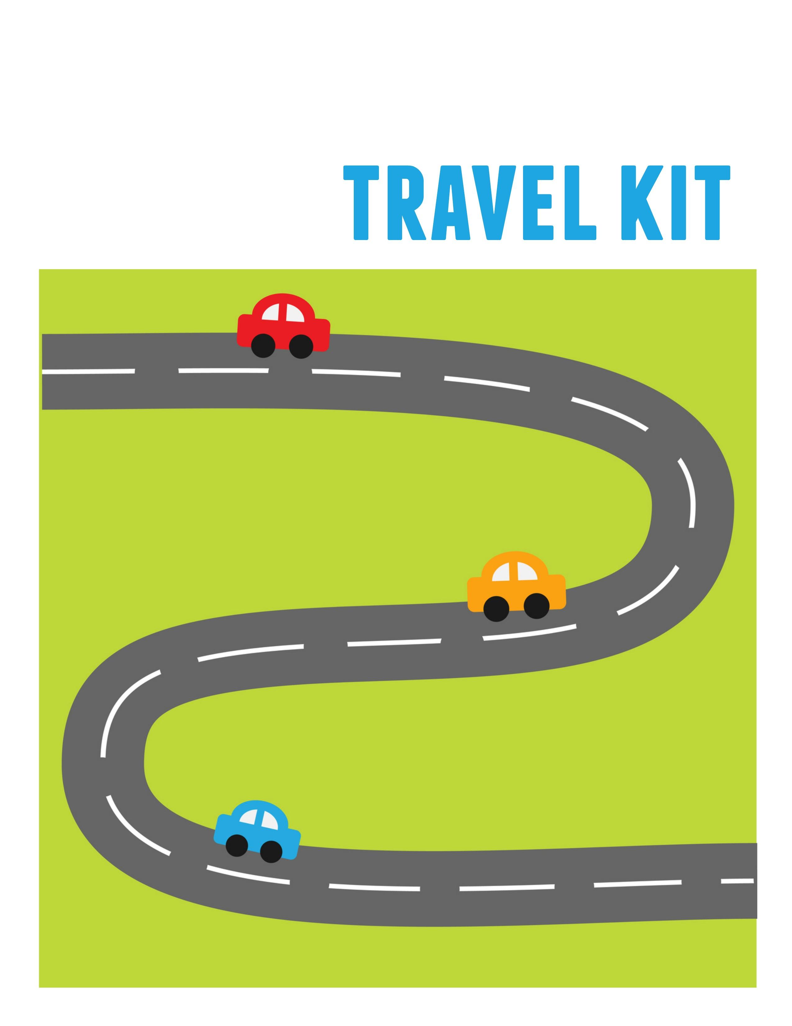 Diy Kids' Travel Binder + Free Printable Road Trip Games - Free Printable Activities For 6 Year Olds