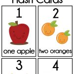 Diy Number Flash Cards Free Printable   Extreme Couponing Mom   Free Printable Number Flashcards 1 30