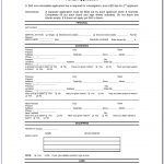 Doc.#592799: Printable Rental Agreement Forms – Free Rental Forms   Free Printable Rental Application Form