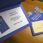 Doctor Who Invitations | Random Creativity   Doctor Who Party Invitations Printable Free