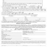 Download Free Arizona Rental Application Form   Printable Lease   Free Printable Rental Application Form