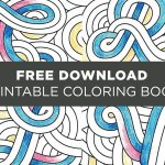 Download The Creativelive Printable Coloring Book   Free Printable Coloring Book