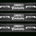 Download These Free Graduation Chalkboard Party Printables! | Catch   Free Printable Graduation Signs