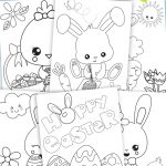 Easter Coloring Pages For Kids (Free Printable) | Printables   Free Printable Easter Coloring Pages For Toddlers