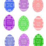 Easter Egg Hunt Clues {With Free Printable!} In 2019 | Easter   Easter Scavenger Hunt Riddles Free Printable