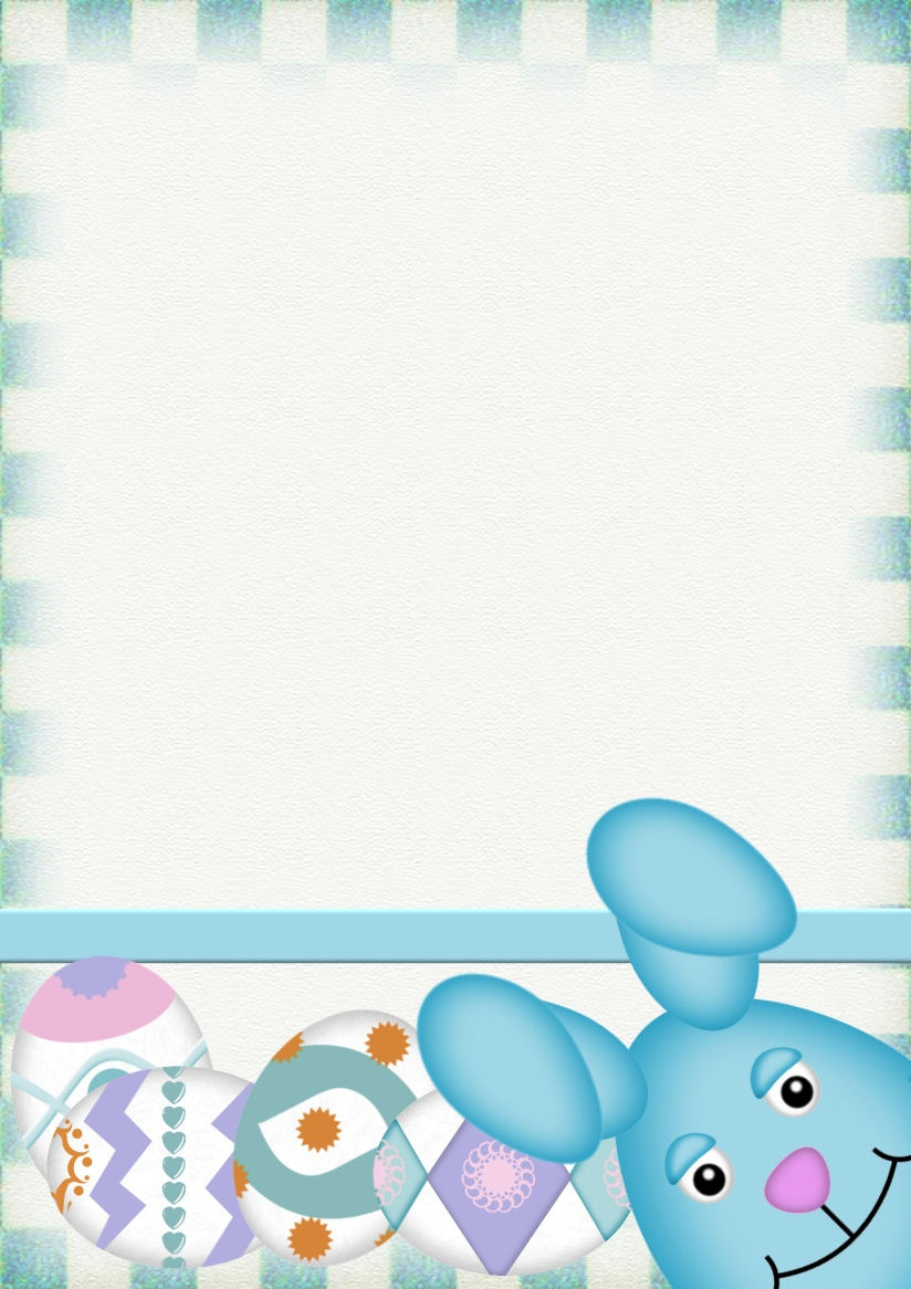 Easter Stationary - Kaza.psstech.co - Free Printable Easter Stationery