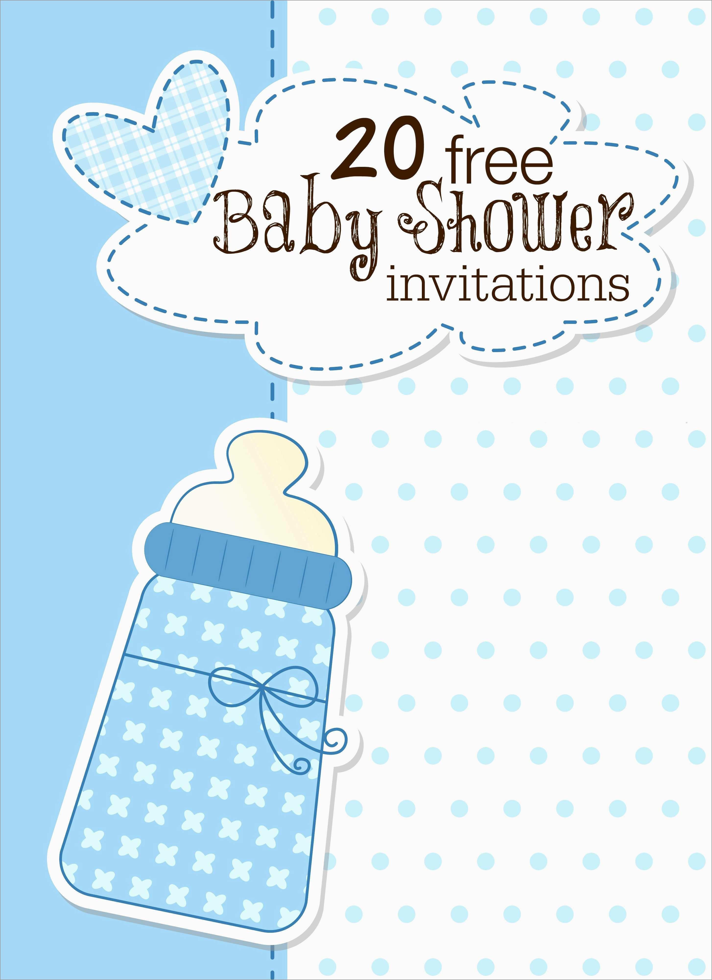 Elegant Free Printable Baby Shower Invitations Templates For Boys - Free Printable Baby Shower Invitations Templates