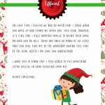 Elf On The Shelf Goodbye Letter : Free Printable     Elf On A Shelf Goodbye Letter Free Printable