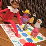 Elf On The Shelf Ideas | Elf Twister Printable   Elf On The Shelf Free Printable Ideas