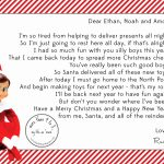 Elf On The Shelf Letterhead 15 Helpful Elf On The Shelf Goodbye   Elf On A Shelf Goodbye Letter Free Printable