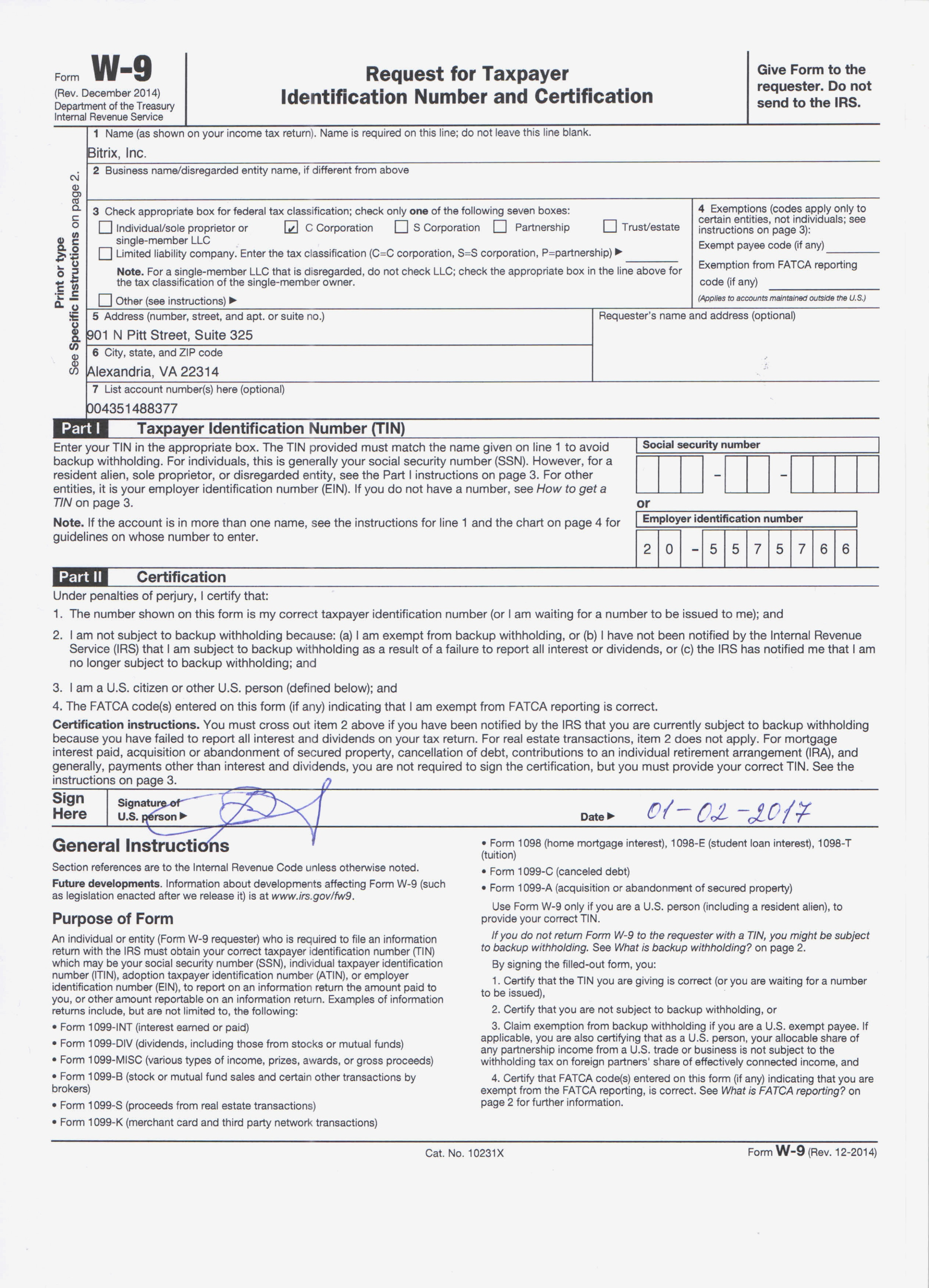 Eliminate Your Fears And Doubts About W13 | Form Information - W9 Form Printable 2017 Free