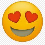 Emoji Faces Printable Free Emoji Printables   Heart Eye Emoji   Free Emoji Printables
