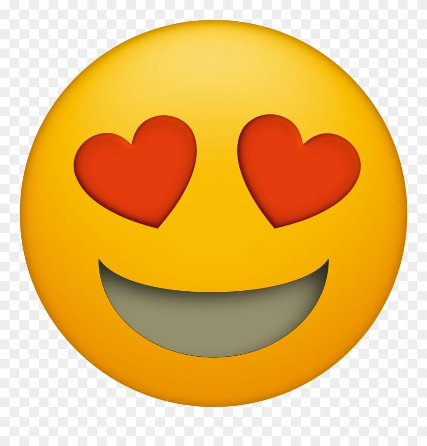 Emoji Faces Printable Free Emoji Printables - Heart Eye Emoji - Free Emoji Printables