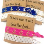 Etsy Vendor Product Description | Pinterest | Bridal Showers, Bridal   To Have And To Hold Your Hair Back Free Printable