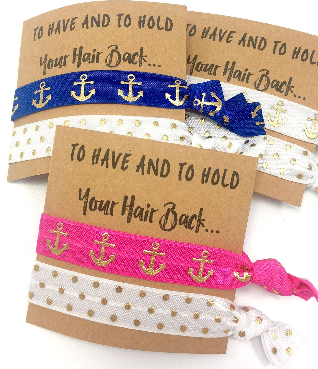 Etsy Vendor Product Description | Pinterest | Bridal Showers, Bridal - To Have And To Hold Your Hair Back Free Printable