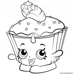 Exclusive Shopkins Colouring Free Coloring Pages Printable   Free Coloring Pages Com Printable