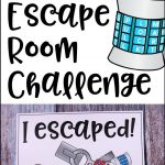 Executive Functioning Escape Room Activity | Cool Stuff From The   Free Printable Escape Room Puzzles