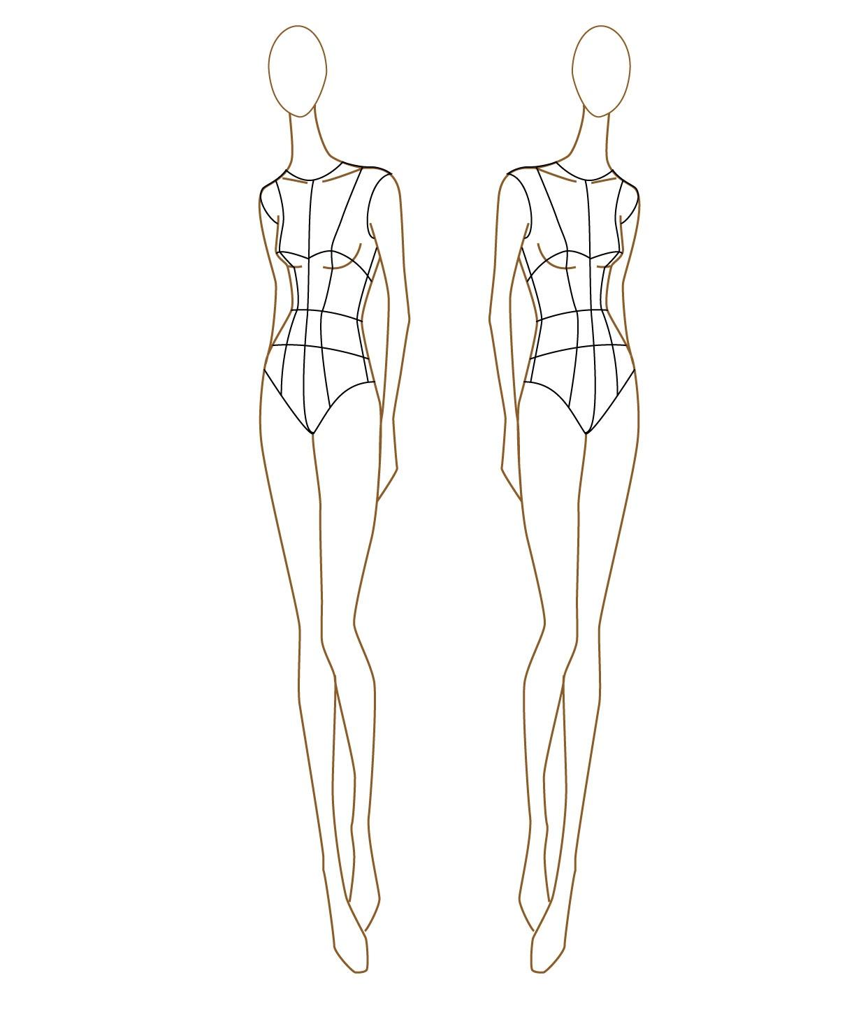 Fashion Templates - 33+ Free Designs, Inspiration, Jpg, Format - Free Printable Fashion Templates