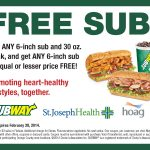 Fast Food Coupons Printable (81+ Images In Collection) Page 1   Free Online Printable Fast Food Coupons
