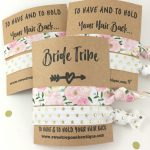 Featured Etsy Products | The 1St Part | Bachelorette Party Favors   To Have And To Hold Your Hair Back Free Printable