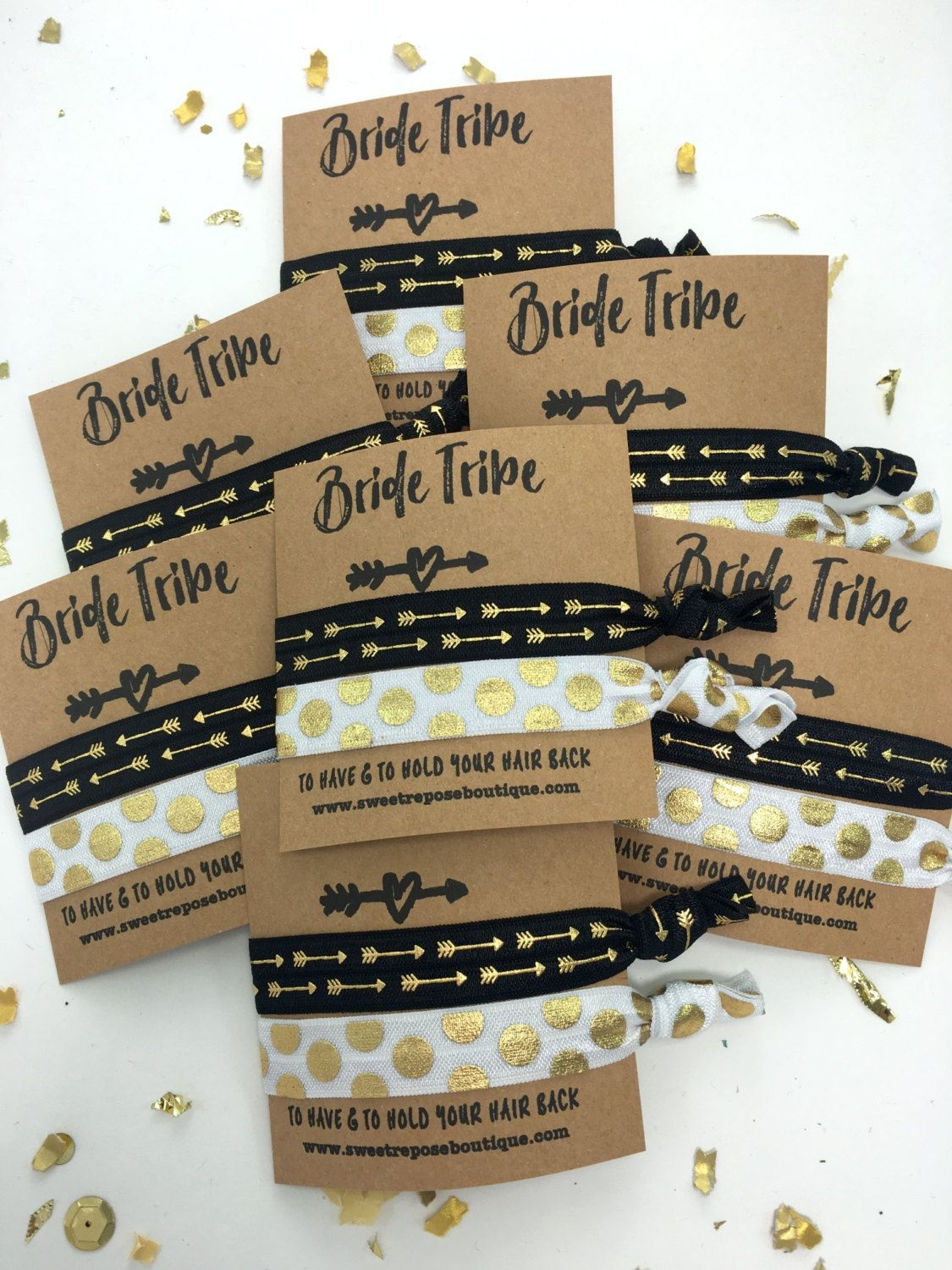 Featured Etsy Products | Wedding Bridal Party Proposals - To Have And To Hold Your Hair Back Free Printable