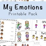 Feelings Activities + Emotions Worksheets For Kids   Fun With Mama   Free Printable Pictures Of Emotions