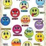 Feelings And Emotions Poster Worksheet   Free Esl Printable   Free Printable Pictures Of Emotions