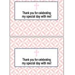 First Communion Candy Bar Wrapper   Printables 4 Mom   First Communion Printables Free