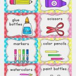 Five Mind Blowing Reasons Why Crayon Name | Label Maker Ideas   Free Printable Crayon Name Tags