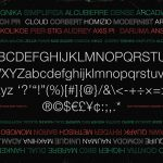 Font Design   How Designers Choose Which Fonts To Use – Learn   Free Printable Fonts No Download