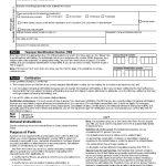 Form W 9   Wikipedia   W9 Form Printable 2017 Free