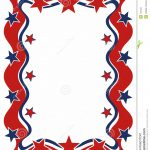 Forth Of July Border | Free Download Best Forth Of July Border On   Free Printable 4Th Of July Stationery