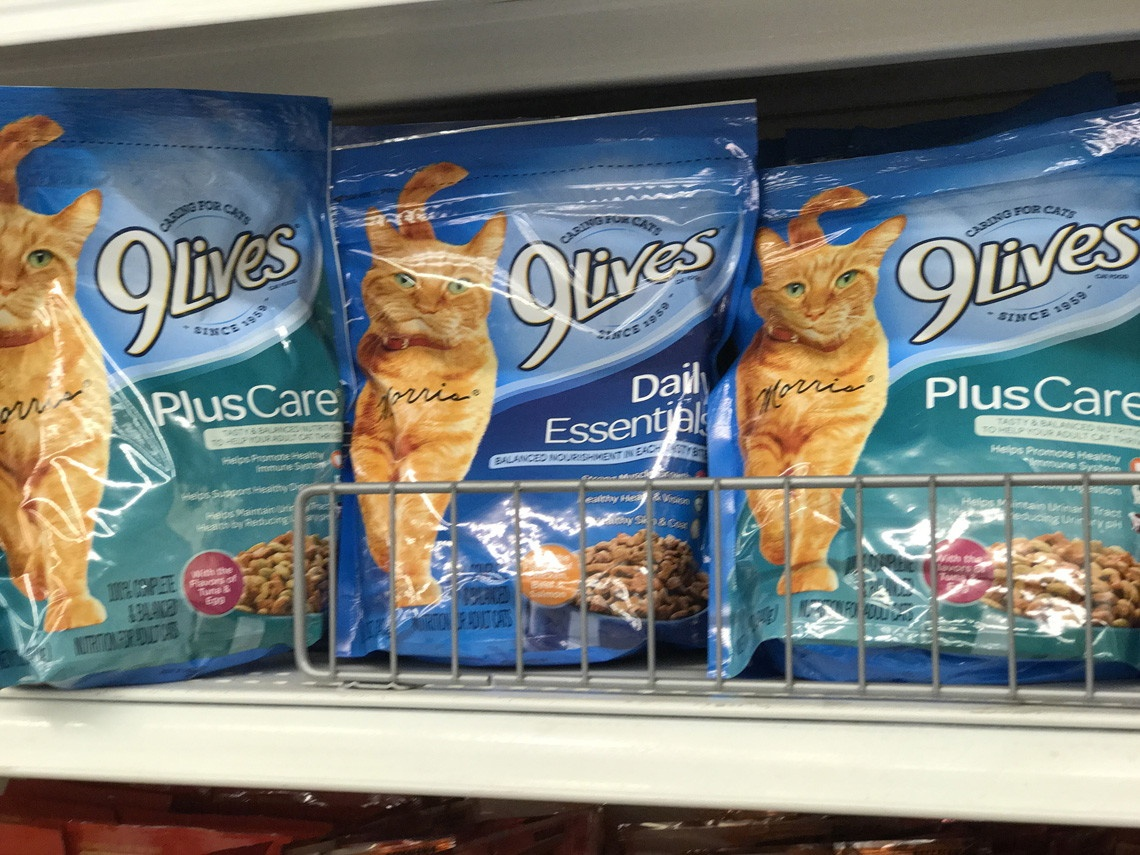 Free 9Lives Dry Cat Food At Dollar Tree! - The Krazy Coupon Lady - Free Printable 9 Lives Cat Food Coupons