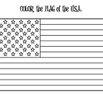 Free American Flag Printable, Download Free Clip Art, Free Clip Art   Free Printable American Flag Coloring Page