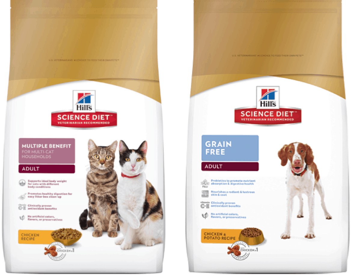 Free Bag Of Hills Science Diet Cat Or Dog Food At Petsmart! - Free Printable Science Diet Coupons