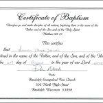 Free Baptismal Certificate Filename | Reinadela Selva   Free Online Printable Baptism Certificates