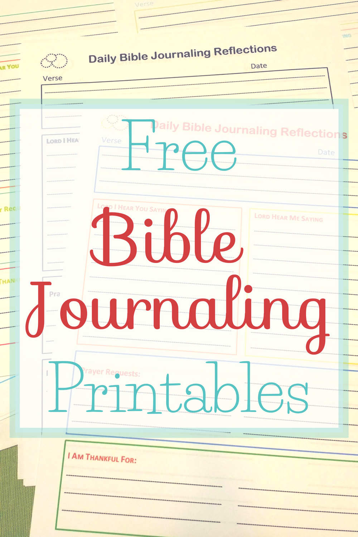 Free Bible Journaling Printables | Home Decor | Bible Journaling For - Free Bible Journaling Printables