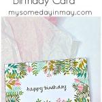 Free Birthday Card | Birthday Ideas | Free Printable Birthday Cards   Free Printable Birthday Cards For Adults